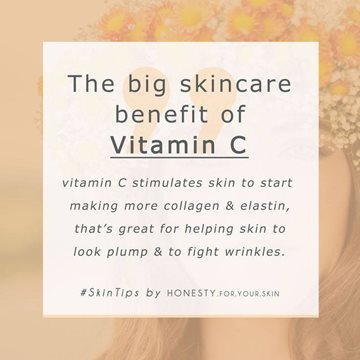 Vitamin C for Healthy Skin Benefits