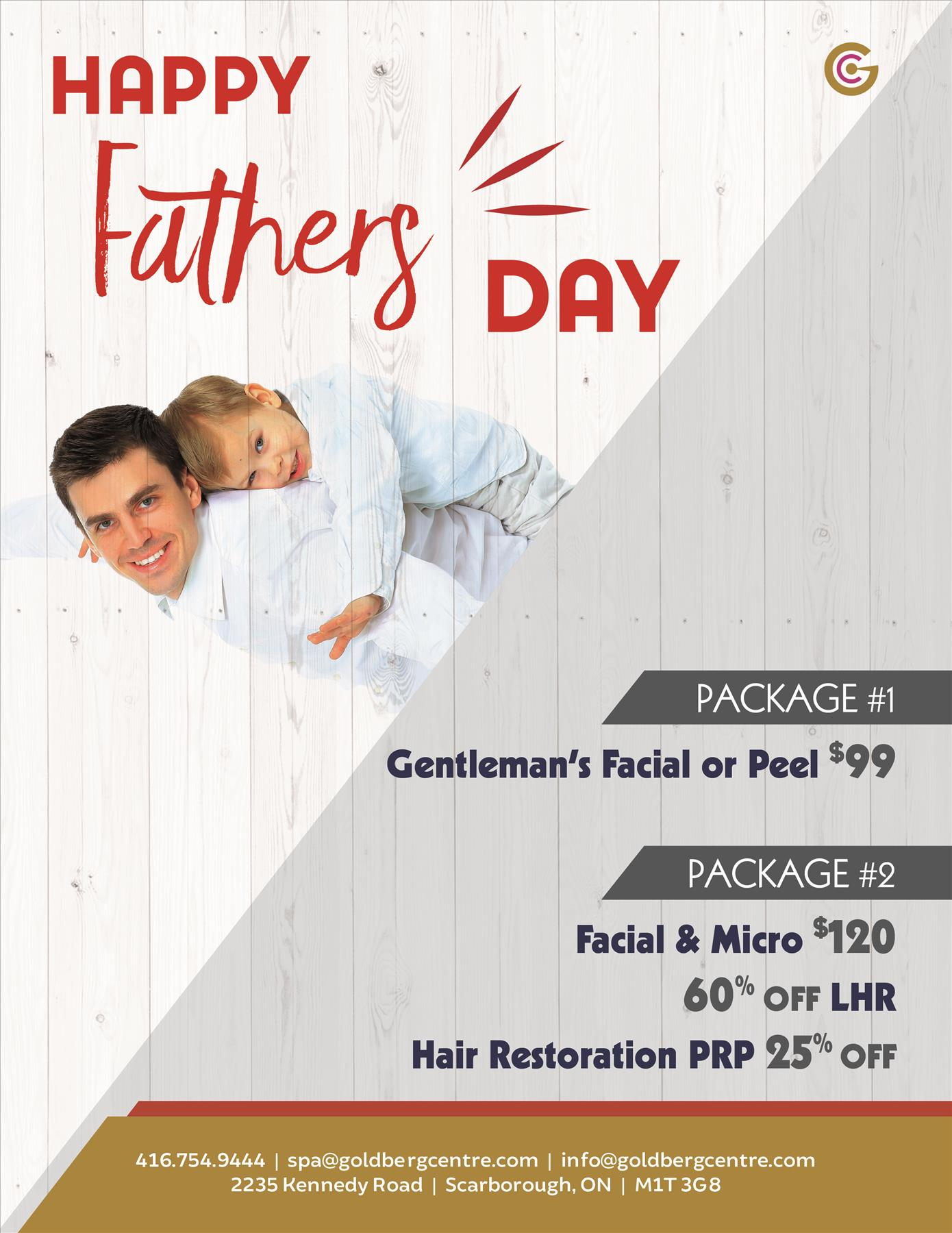 Father Specials!