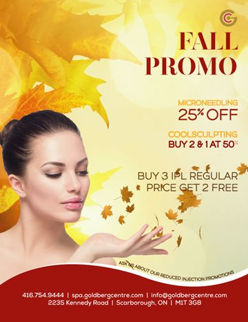 Promotions Toronto Medical Spa
